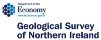 Geological Survey of Northern Ireland Logo