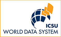 ICSU world data system logo
